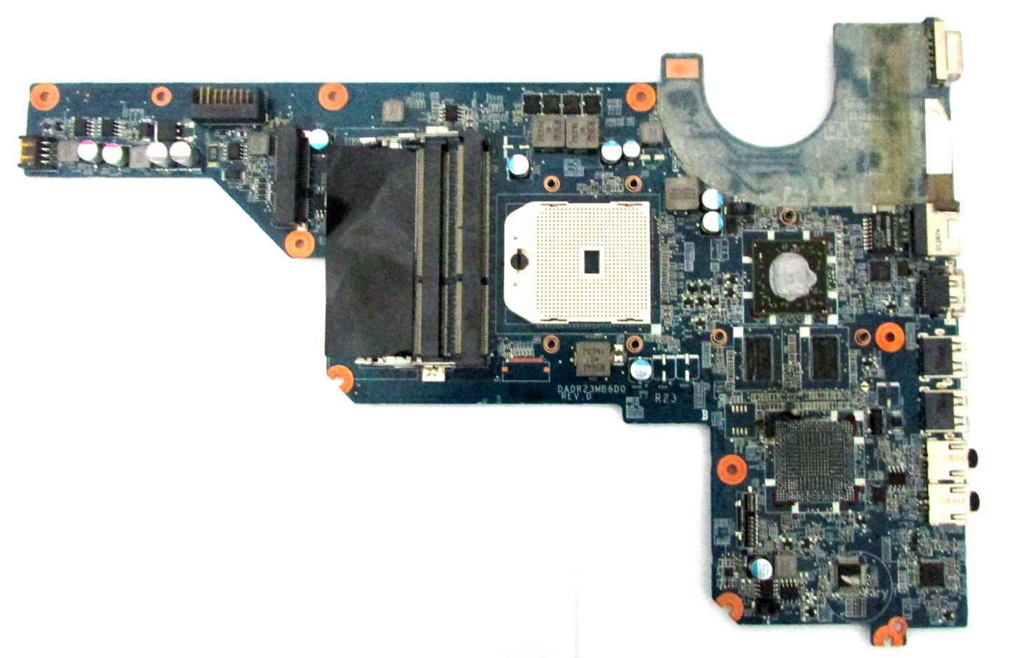 Placa Mãe Notebook HP G4 Da0r23mb6d0 (Placa C/ Defeito)