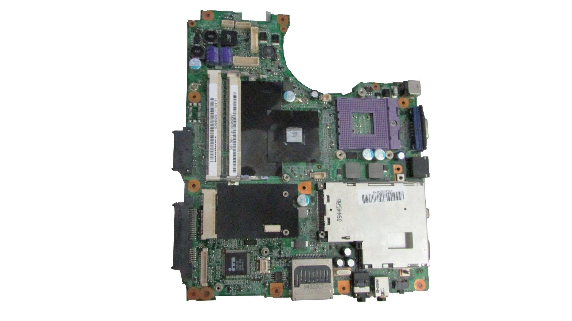 Placa Mãe Notebook Intelbras I500 37G521000-10 (Placa C/ Defeito)