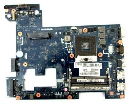 Placa Mãe Notebook Lenovo G480 Qiwg5 G6 G9 La-7982p (Placa C/ Defeito)