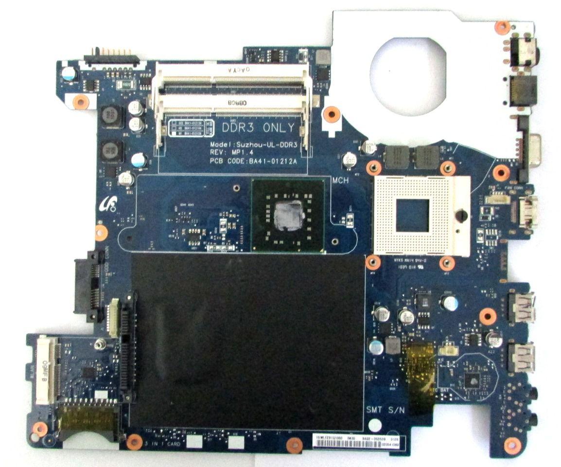 Placa Mãe Notebook Samsung R430  Ba41-01212a (Placa C/ Defeito)