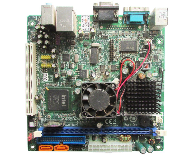 Placa Mãe Positivo Union 530 ECS 945GCD-CI Intel Atom Semi Nova