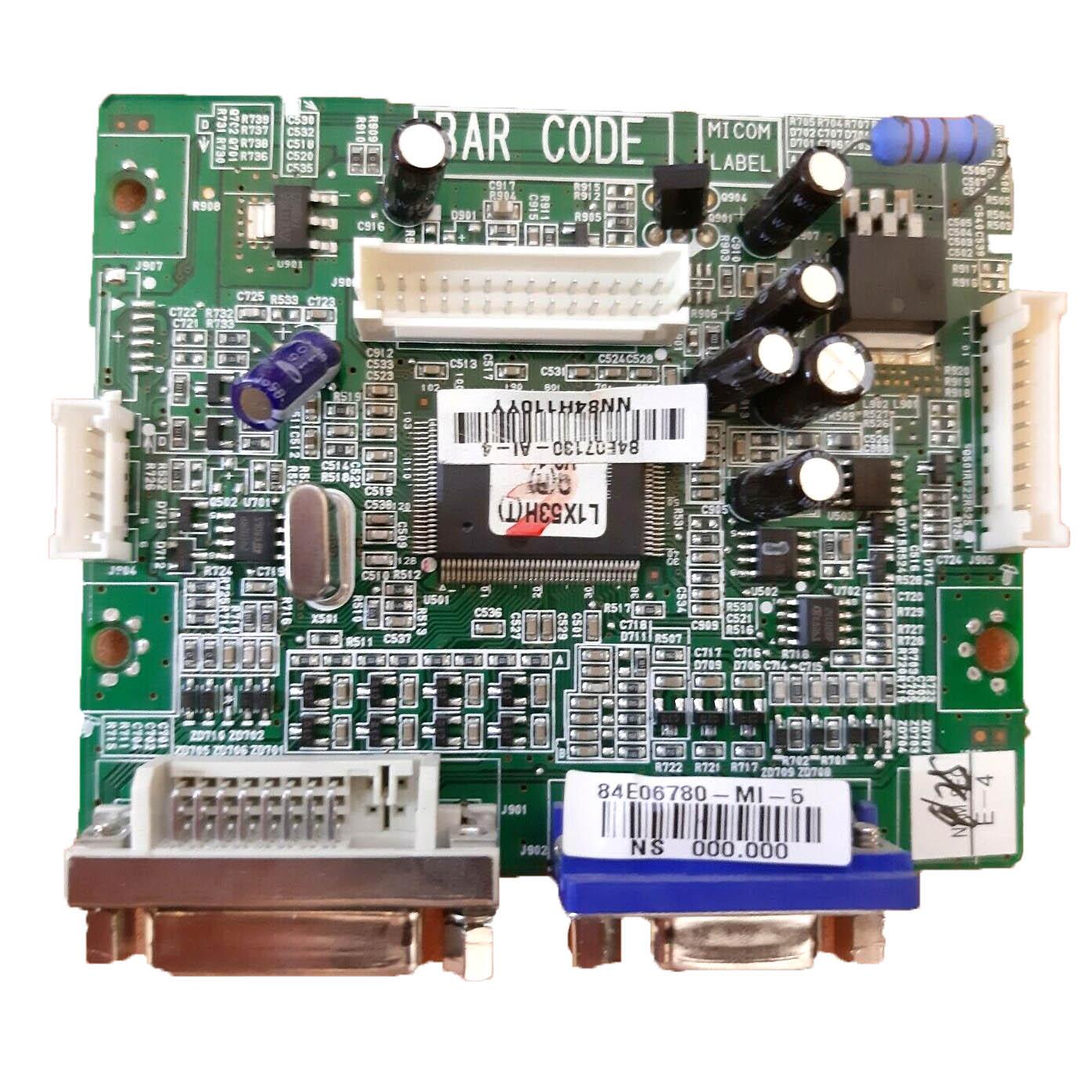 Placa monitor LG L1953HR-SF PN: E238400 HXF-S 94V-0 - Retirado