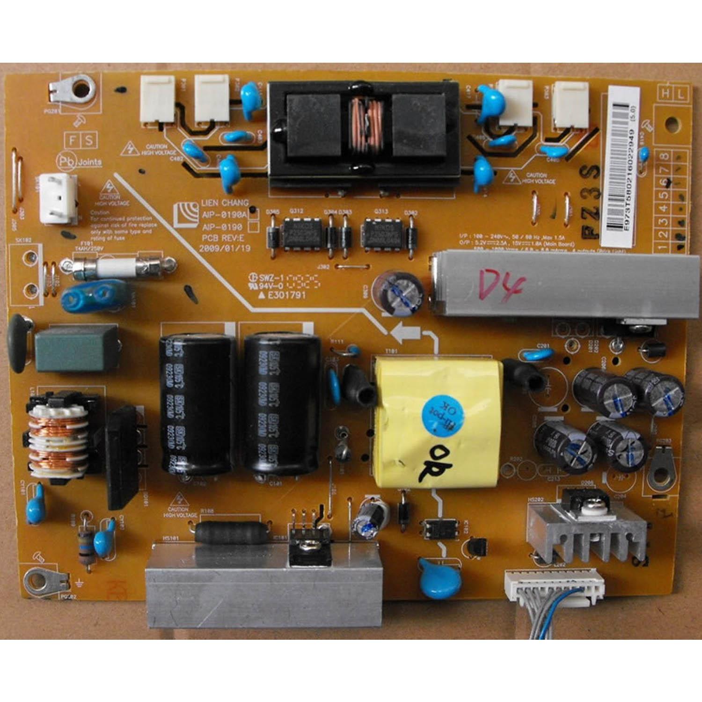 Placa Power Supply P/ TV monitor LG 22LH20 PN:AIP-0190A - Retirado