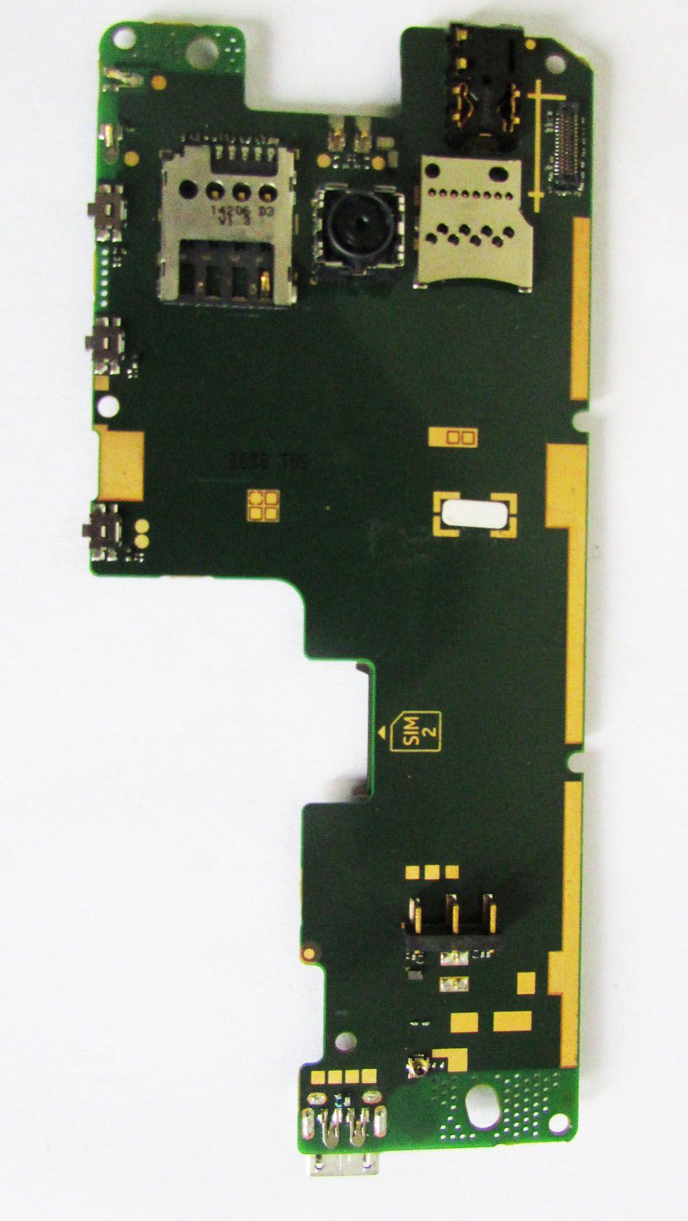 Placa Principal Lógica Nokia Lumia 530 funcionando (semi novo)