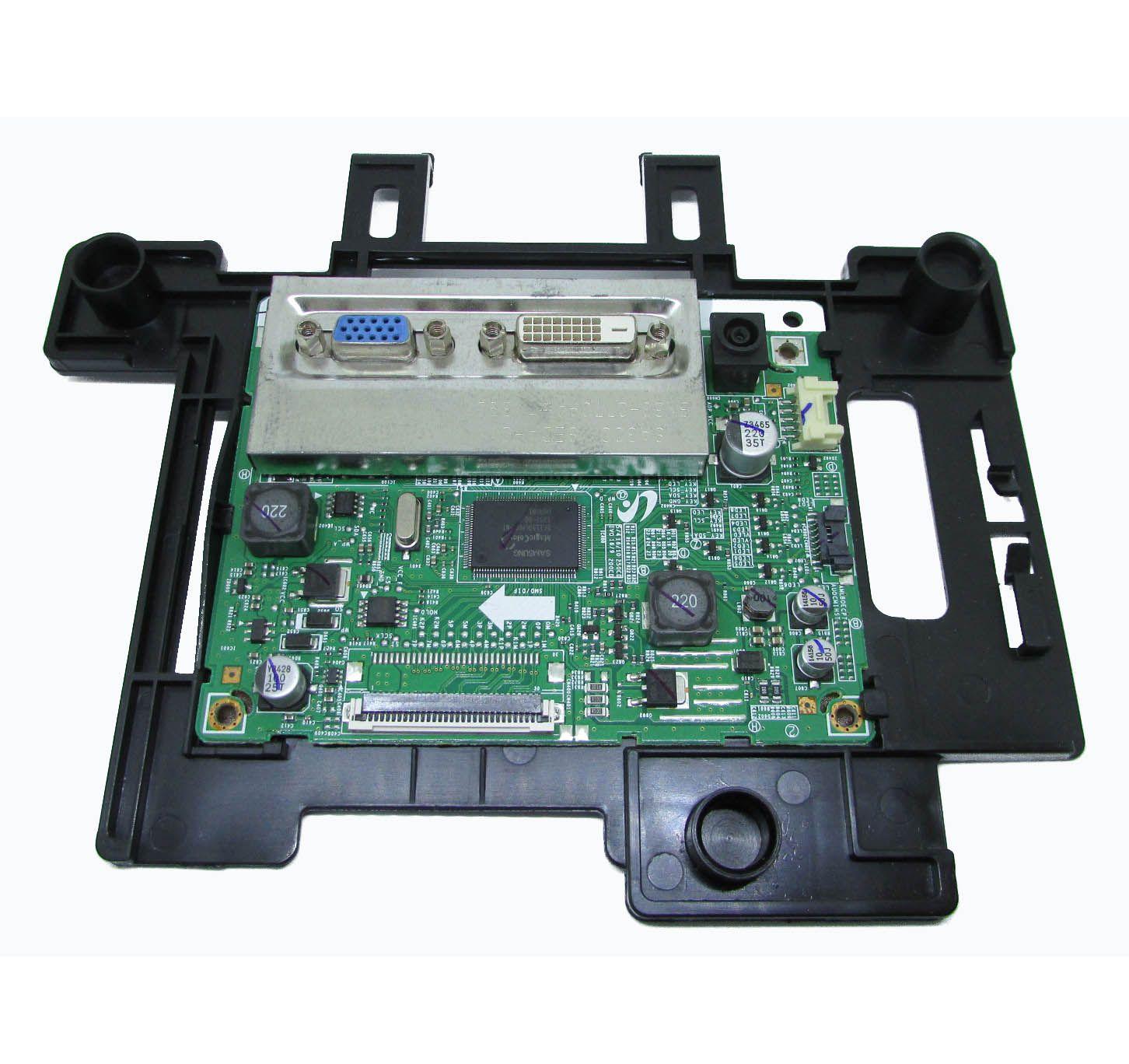 Placa Sinal Monitor Samsung S19B300  bn94-05942m bn41-01787d - Retirado