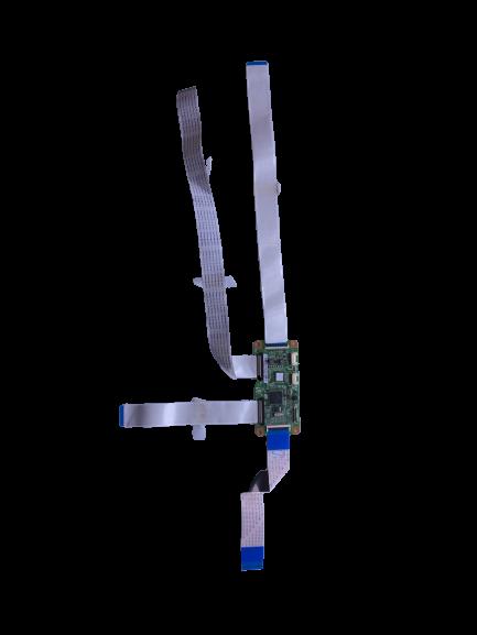Placa T-con T Com + Flats TV Samsung Plasma 50'' PN: LJ41-09475A  Lj92-01793a - Retirado