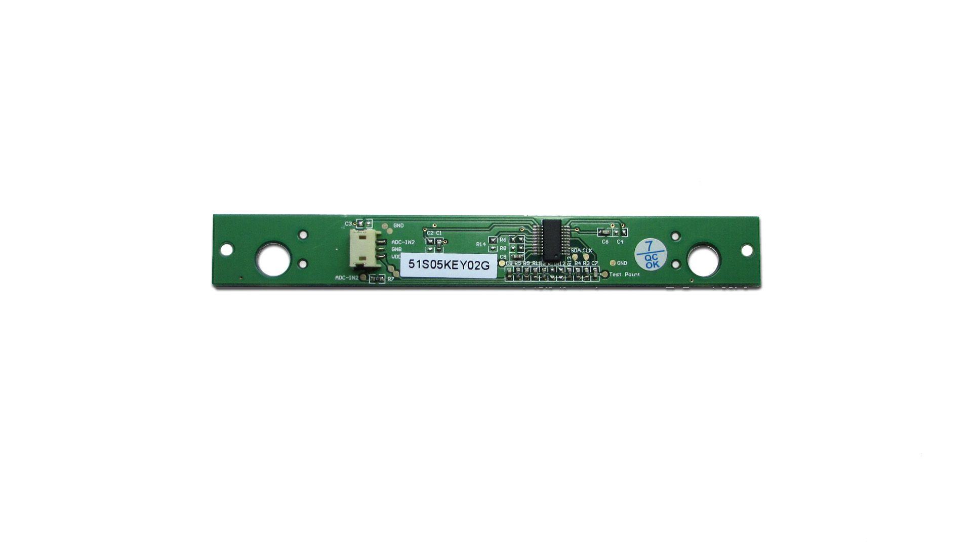 Placa Teclado Funções St-osd-5key-162-11 - Monitor Positivo