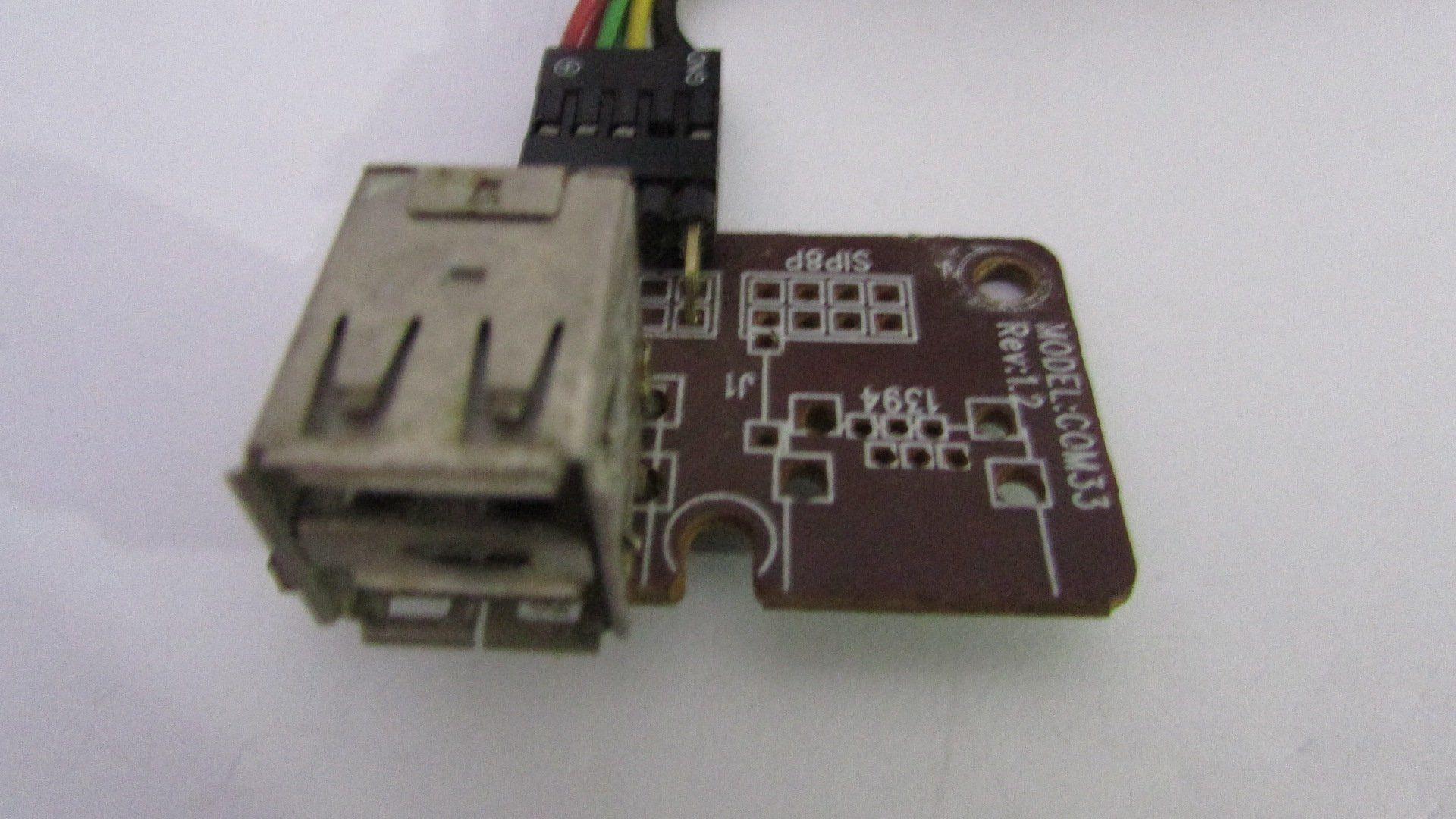 Placa USB Frontal Gabinete 2 Portas (semi novo)