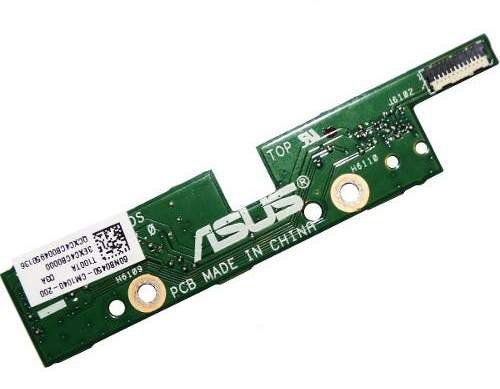 Placa Webcam Asus Transformer Book T100ta 60nb0450-cm1040-200 (semi novo)