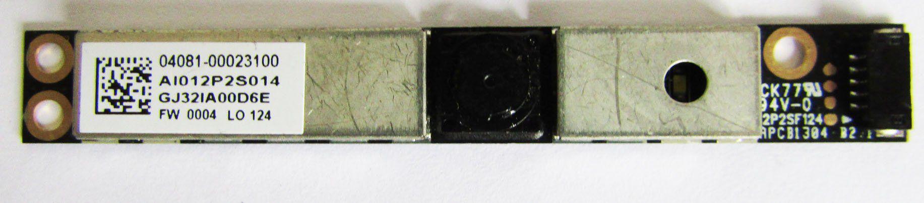 Placa Webcam Ultrabook Asus 04081-00023100 (semi novo)