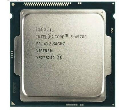 Processadoir Intel Core i5-4570S 2.9Ghz LGA 1150 OEM