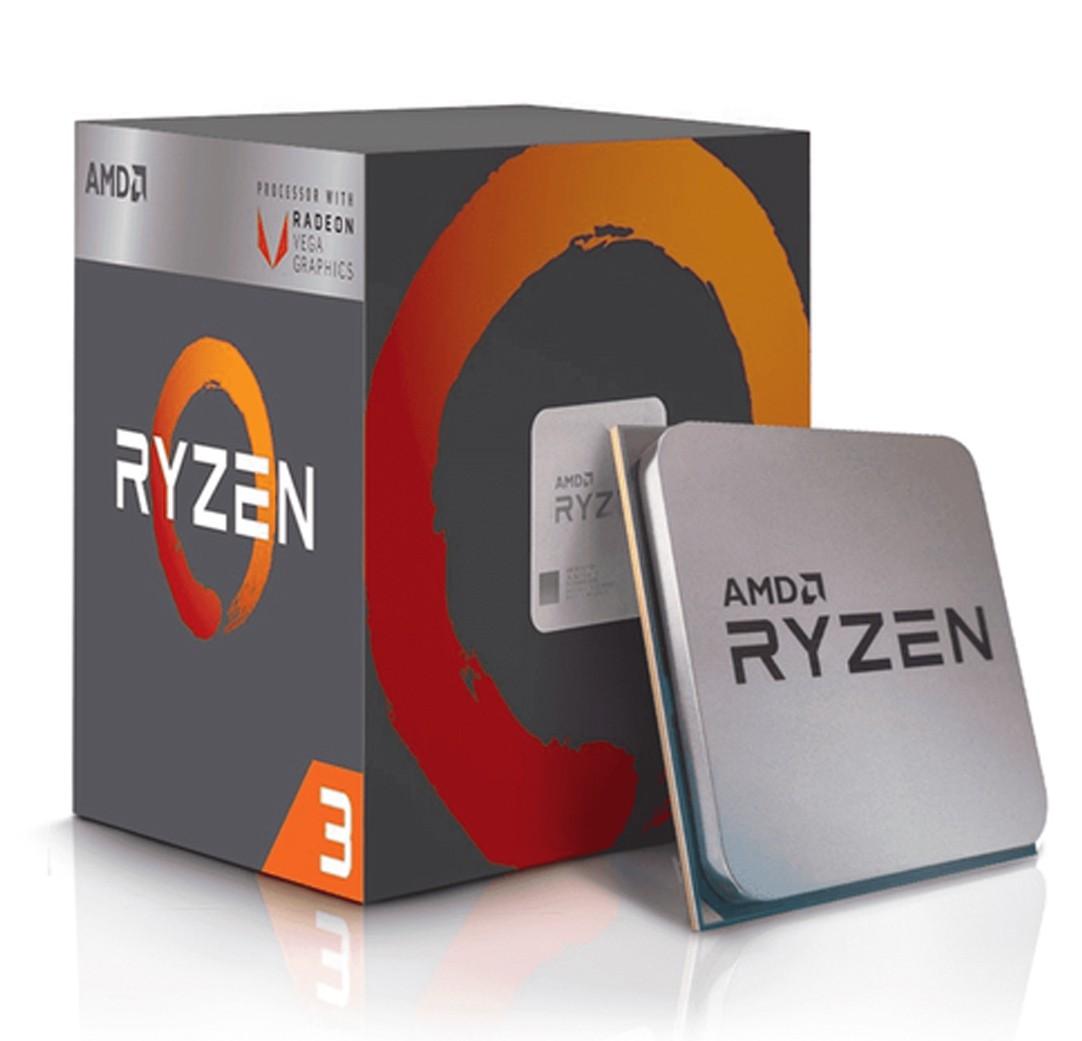 Processador AMD Ryzen 3 2200G 3. 5GHZ 6MB AM4