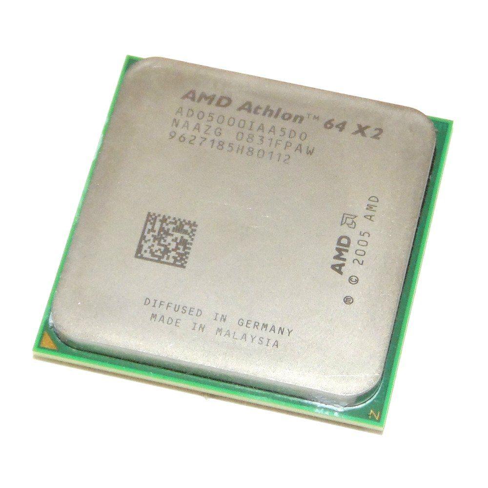 Processador Dual Core Athlon 64x2 5000 2.6 Ghz Socket Am2 ADO5000IAA5DO (Semi Novo)