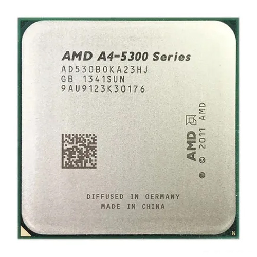 Processador A4-5300 3,6GHZ Fm2 AD530B0KA23HJ  OEM S/ Cooler