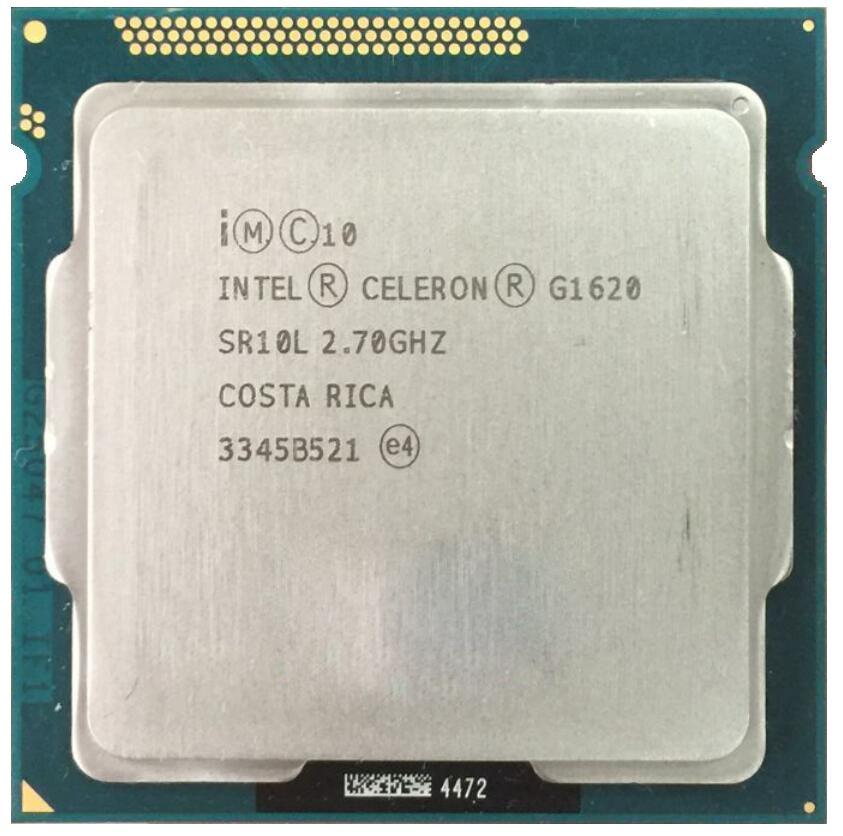 Processador Intel Celeron G1620 2.7GHz 1155 OEM S/ Cooler
