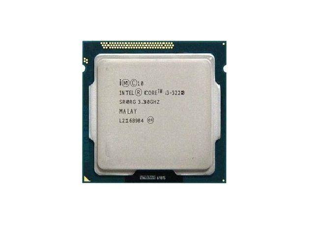 Processador Intel Core i3 3220 3.3GHZ 1155 Oem Sem Cooler