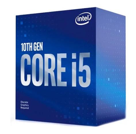 Processador Intel Core i5 10400 4.30GHz Turbo 10ª G. LGA 1200 - BX8070110400