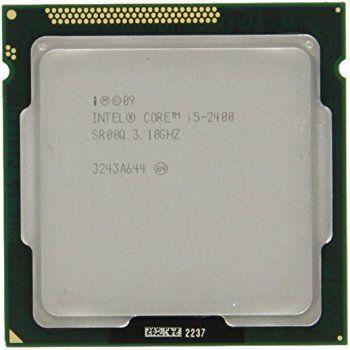 Processador Intel Core I5 2400 3.1GHz 6MB Cache LGA 1155 Oem s/ Cooler