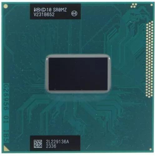 Processador Intel Core I5-3210m Sr0mz (semi novo)