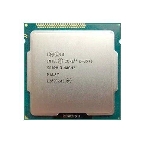 Processador Intel Core I5 3570 3.40GHz 6MB Cache LGA 1155 Oem