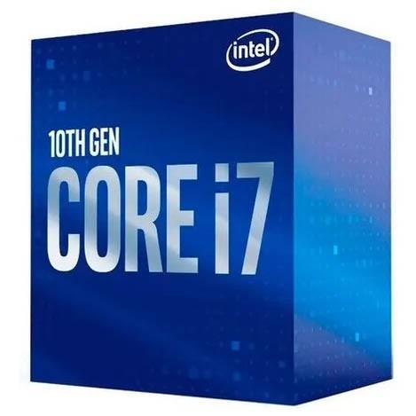 Processador Intel Core I7 10700, 2.90ghz 10ª Ger. Lga 1200 - BX8070110700