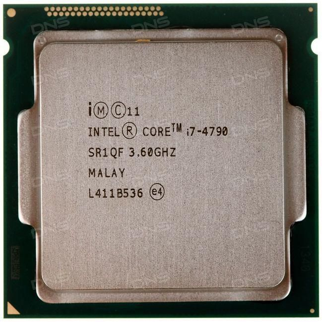 Processador Intel Core i7 4790 3.6GHZ Haswell Refresh LGA 1150 Oem S/ Cooler