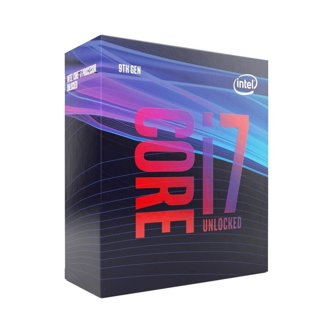 Processador Intel Core i7-9700 Coffee Lake, Cache 12MB, 3.0GHz (4.7GHz Max Turbo), LGA 1151 - BX80684i79700
