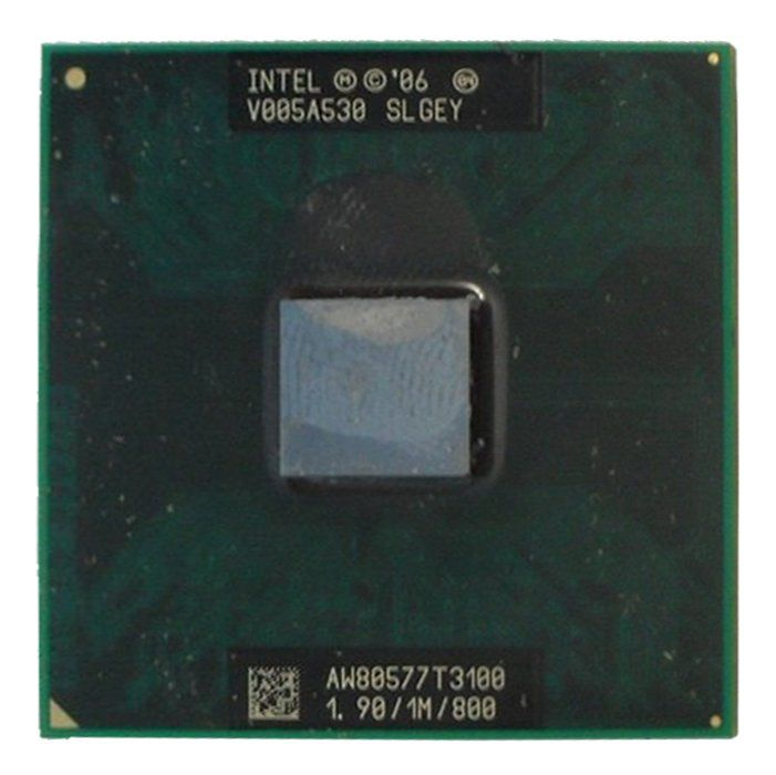 Processador Intel Dual Core T3100 SLGEY 1.90 1m 800 Aw80577t3100 (semi novo)