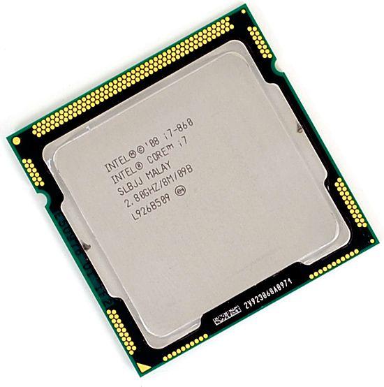Processador Intel i7 860 Quad-Core 2.8GHz 8MB LGA 1156 OEM S/ Cooler