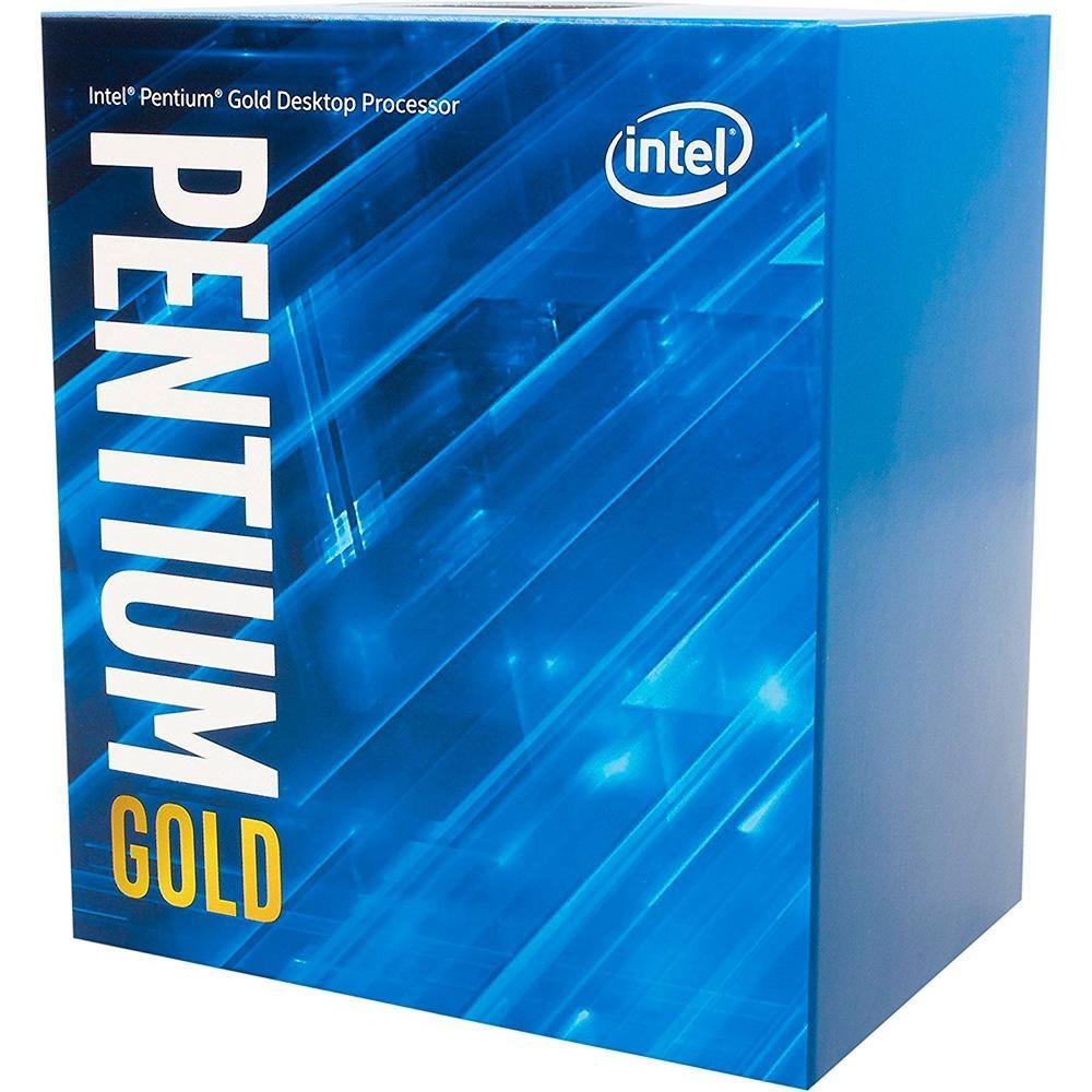 Processador Intel Pentium G5400 Coffee Lake 8a Geração Cache 4MB 3.7Ghz LGA 1151 BX80684G5400