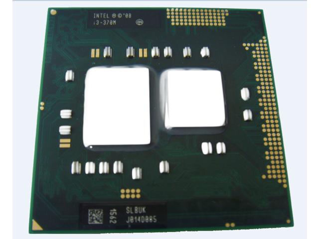 Processador Mobile Intel Core I3-370m 2.4ghz - Slbuk