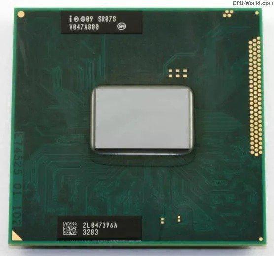Processador Notebook Intel Pentium B940 2m 2.0ghz SR07S (Semi Novo)