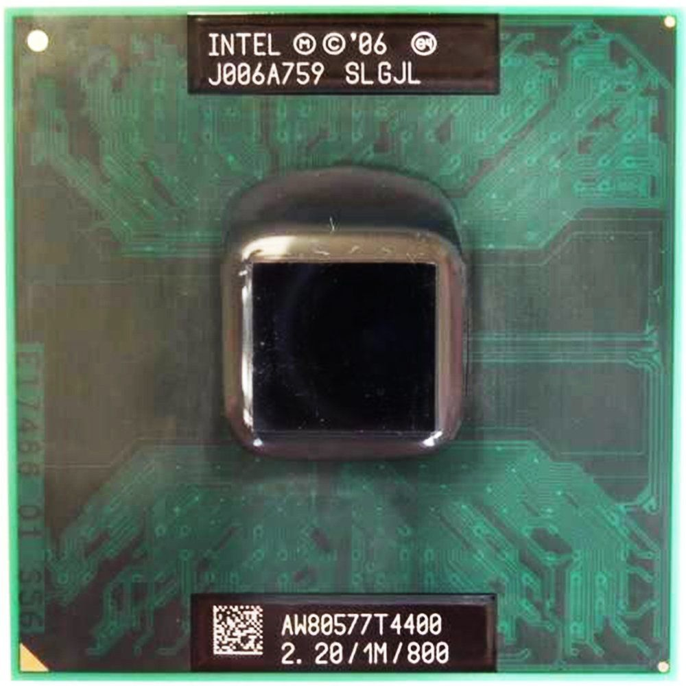 Processador Notebook Intel Pentium Dual Core T4400 2.2Ghz SLGJL AW80577T4400