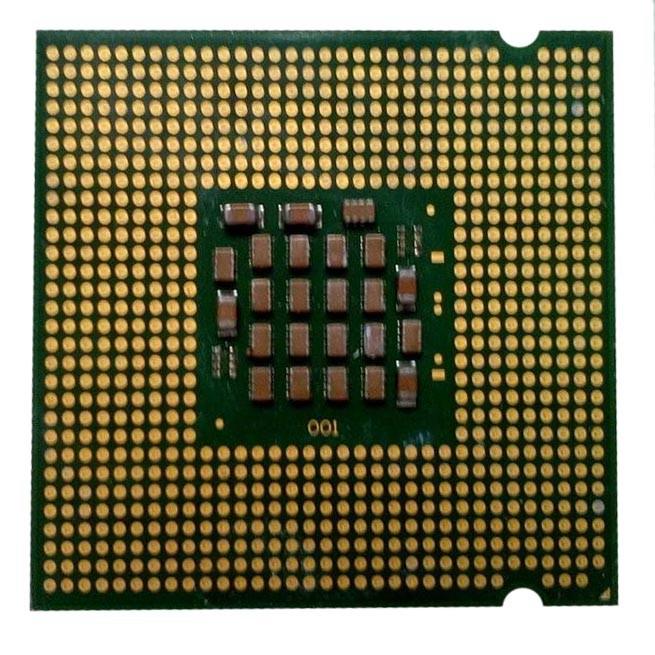 Processador P/ Desktop Intel Pentium 4 2.66ghz/1m/533 Sl8j8 775 - Retirado