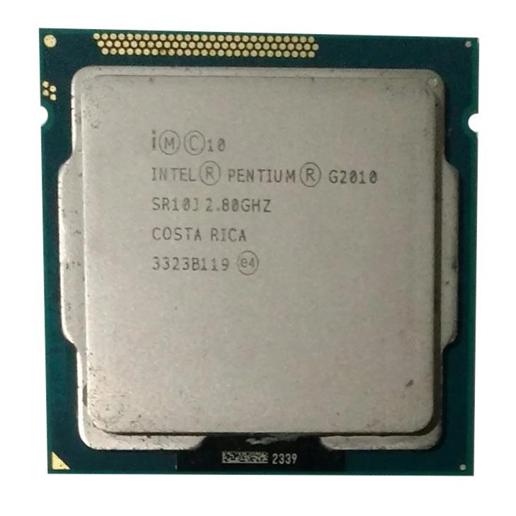 Processador P/ Desktop Intel Pentium G2010 Socket 1155 Ddr3 2.8ghz - Retirado
