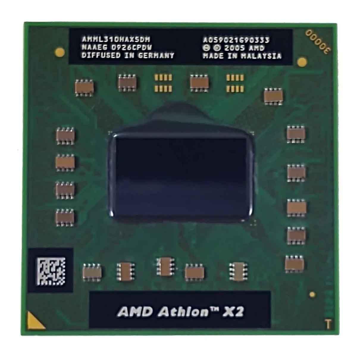 Processador P/ Notebook Amd Athlon X2 1.2ghz PN:Amml310hax5dm - Retirado