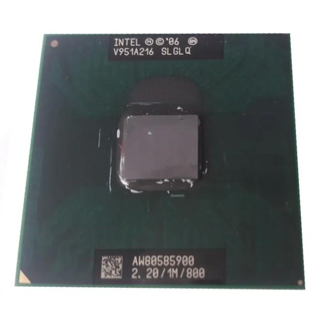 Processador P/ Notebook Intel Celeron 900 Slglq 1m - 2.20ghz Retirado