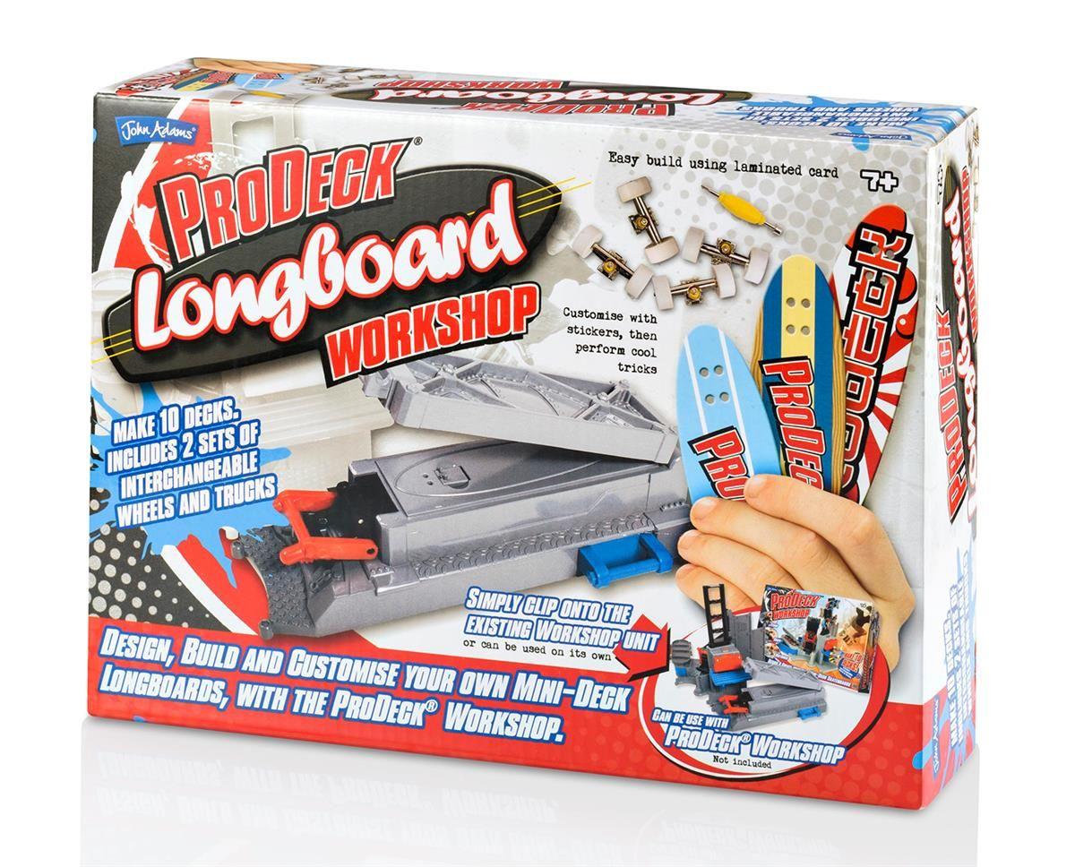 Prodeck Longboard Workshop Fábrica De Longboard Skate BR345
