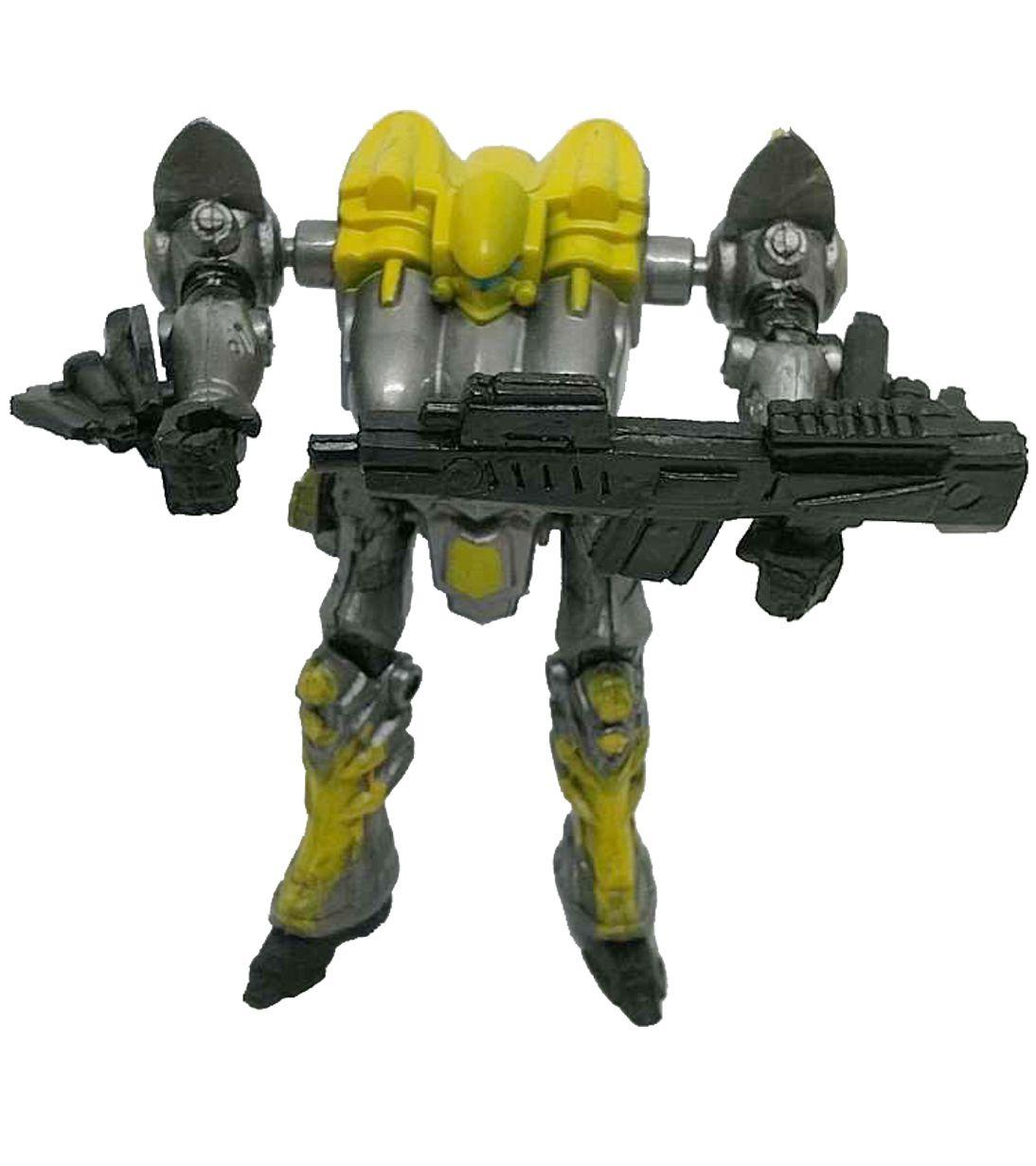 Robôs Team Mechanical Multikids Amarelo - BR1071