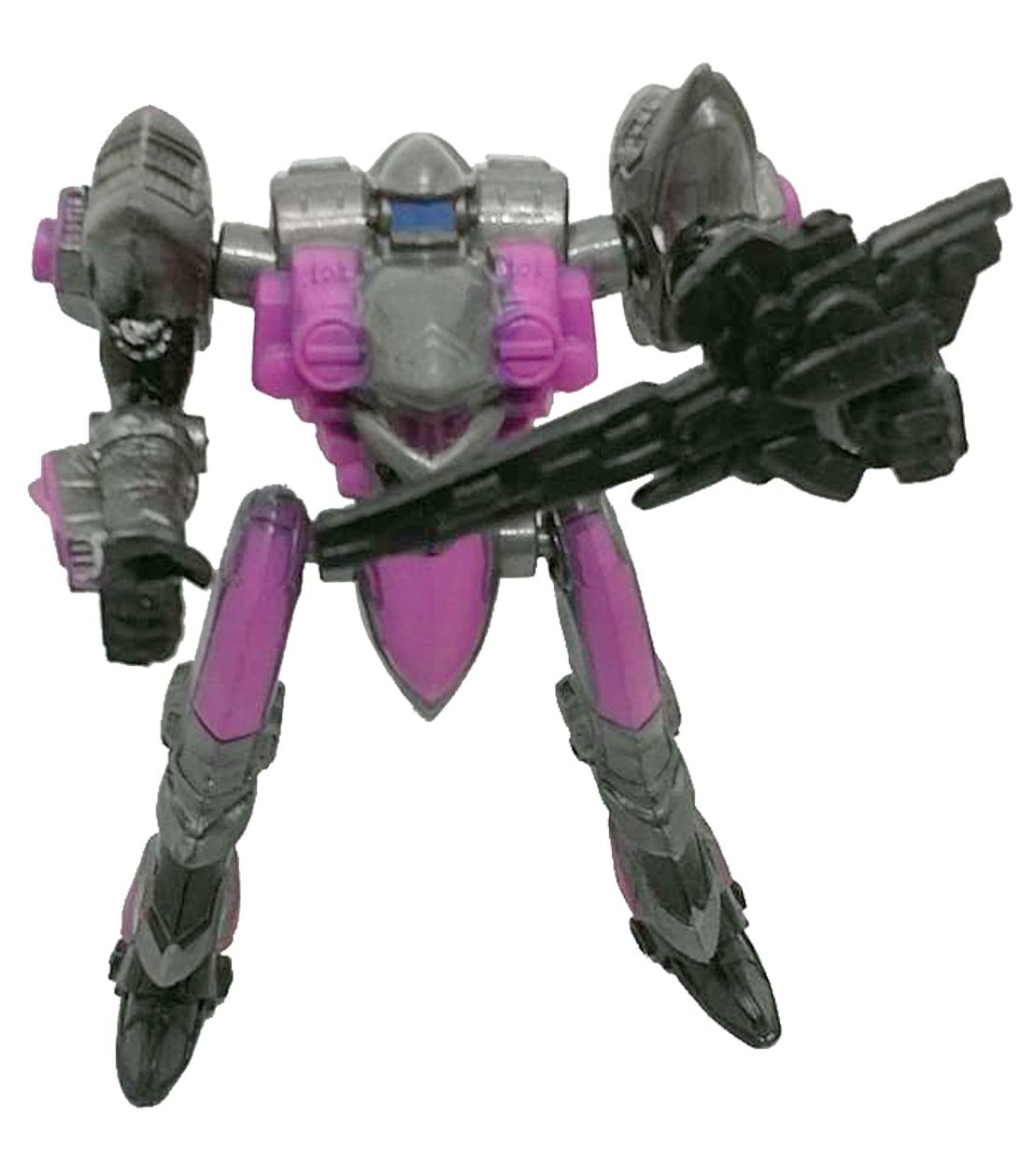 Robôs Team Mechanical Multikids Rosa - BR1071