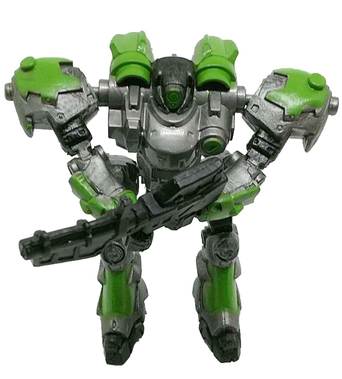 Robôs Team Mechanical Multikids Verde - BR1071