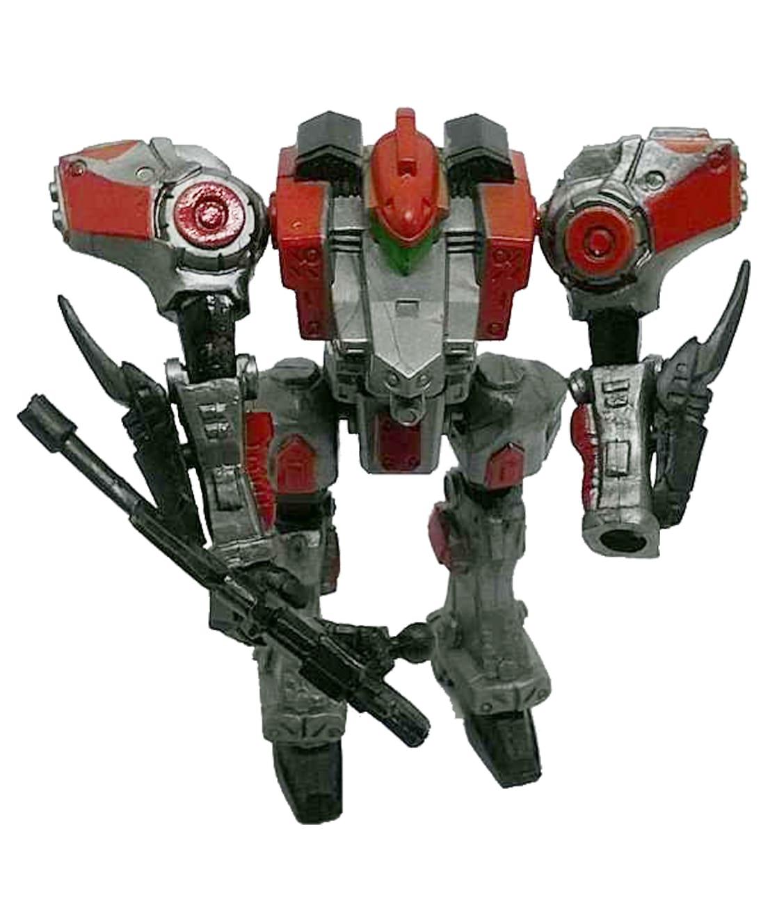 Robôs Team Mechanical Multikids Vermelho - BR1071