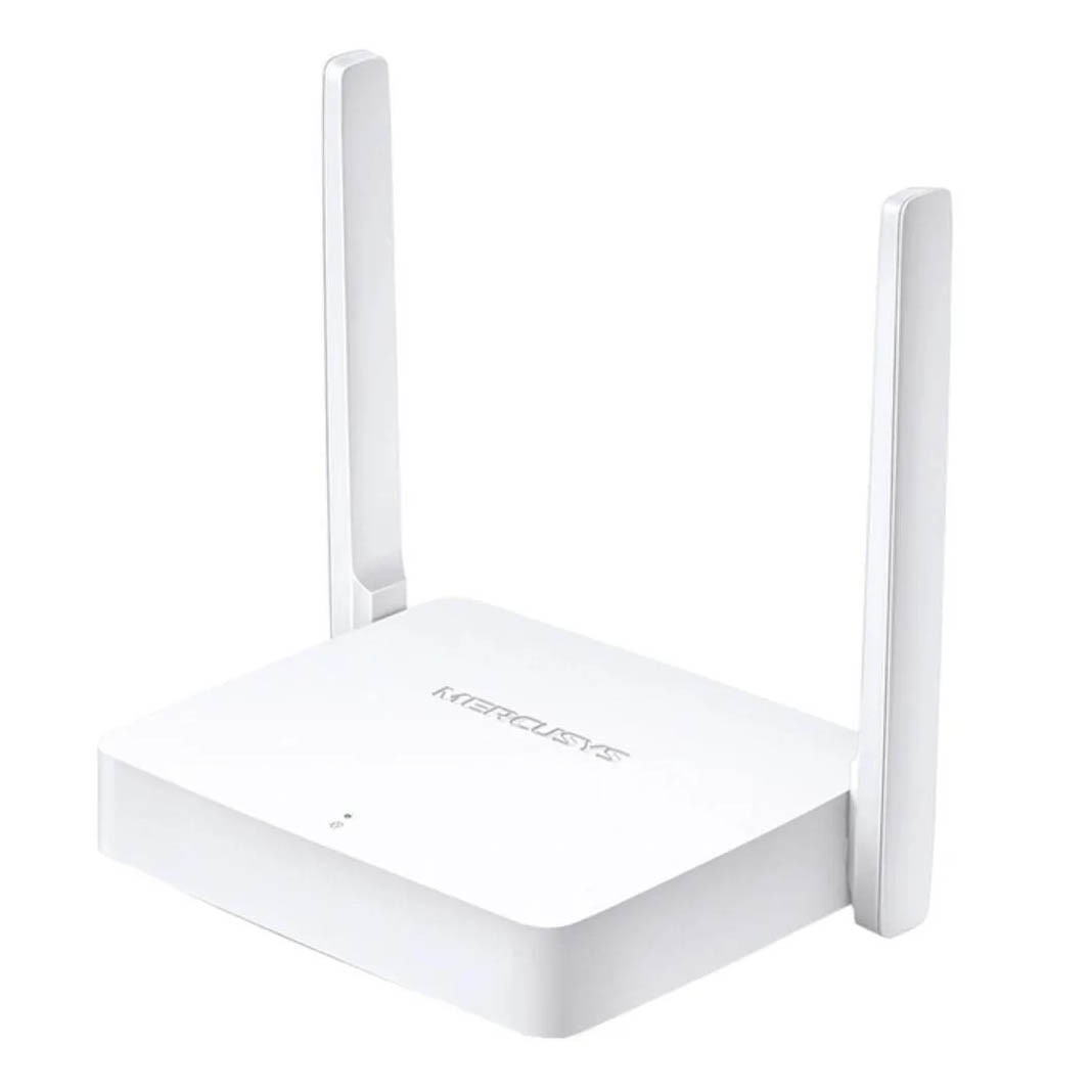 Roteador Wifi 300mbps Mercusys Branco - Mw301r