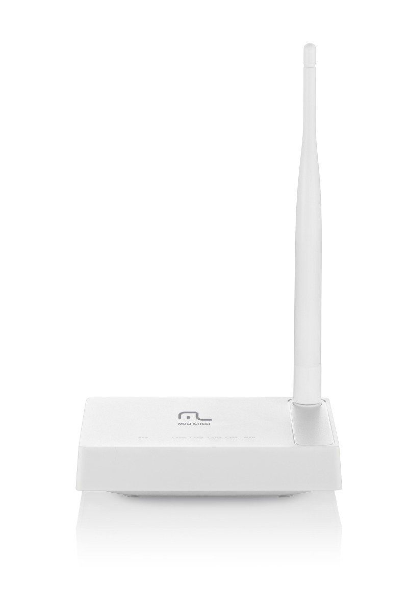Roteador Wireless N 150mbps Branco Multilaser RE057