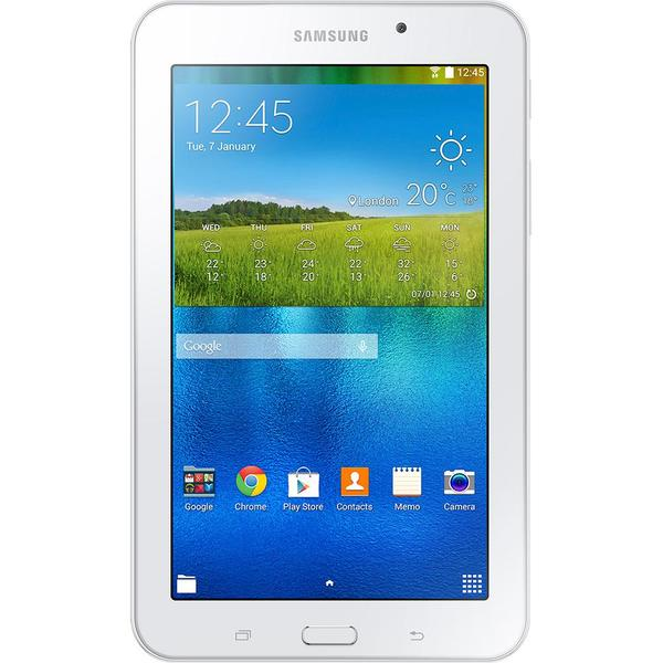 Samsung Galaxy Tab E 7.0 SM-T113NU Wi-Fi 8 GB Branco Semi Novo