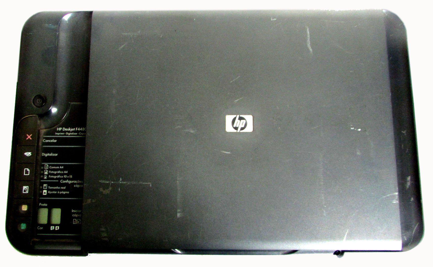 Scanner Para Multifuncional Hp F4480 Completo (semi novo)