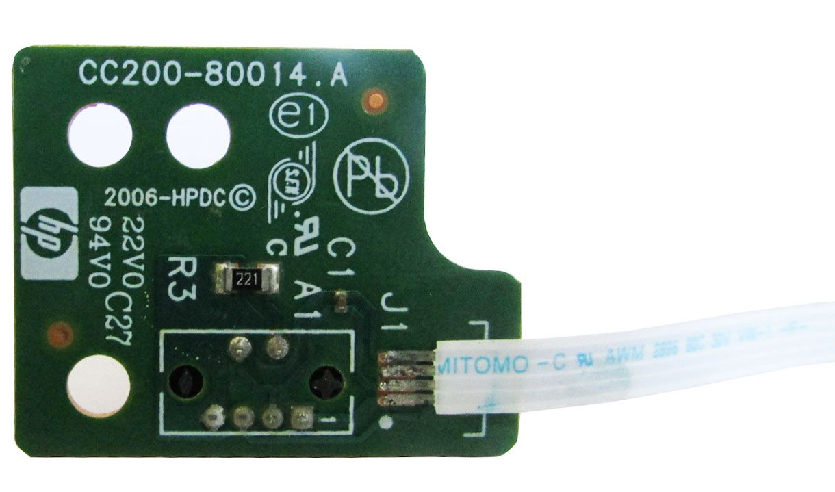 Sensor Do Disco Encoder HP Photosmart C4280 Series P/N: CC200-80014 (semi novo)