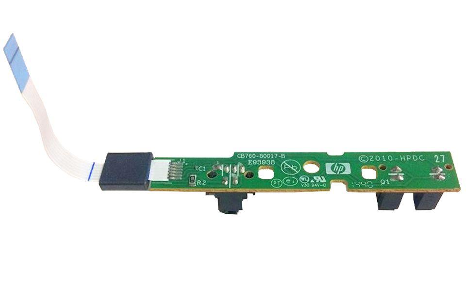 Sensor Tampa e Disco Encoder Hp CB760-80017-B Novo