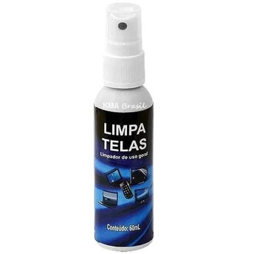 Spray de Limpeza Clean Limpa Telas Implastec 60ml