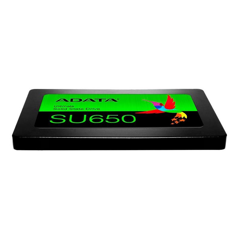 "SSD Adata Ultimate SU650 240GB 2.5"" 3D NAND Sata III ASU650SS-240GT-R"